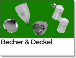 Becher & Deckel