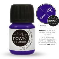 POW! Colours 2K Basislack Violett hochglänzend