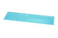 Tamiya 74144 Schneidunterlage Alpha 420x148 mm blau
