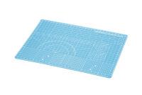 Tamiya 74149 Schneidunterlage DIN A4 blau