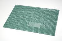 Tamiya 74076 Schneidunterlage DIN A3 grün