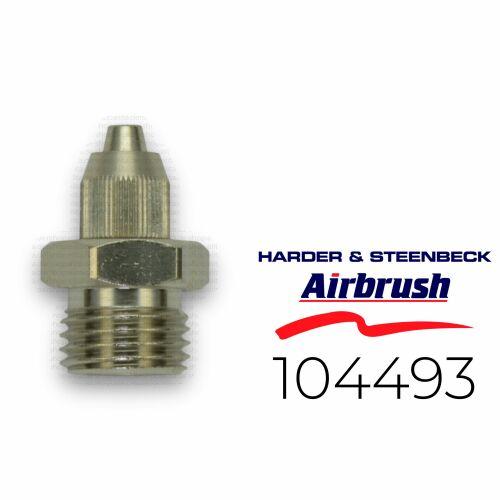"""Harder & Steenbeck 104493 Schlauchanschluss mit G 1/4"""" AG"""