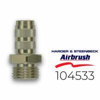 Harder & Steenbeck 104533 Schnellkupplung NW 2,7 mm...