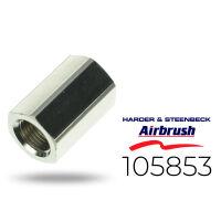 "Harder & Steenbeck 105853 Doppelnippel 2X G 1/8""..."