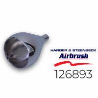 Harder & Steenbeck 126893 Fließbecher 5 ml...