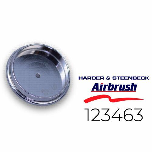 Harder & Steenbeck 123463 Deckel für Fließ- und Saugbecher 5 ml