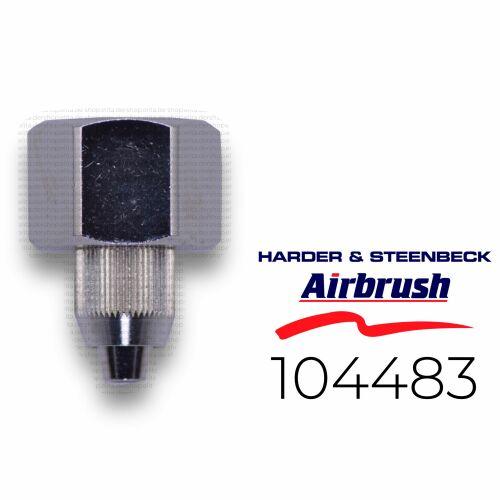 """Harder & Steenbeck 104483 Schlauchanschluss mit G 1/4"""" IG"""