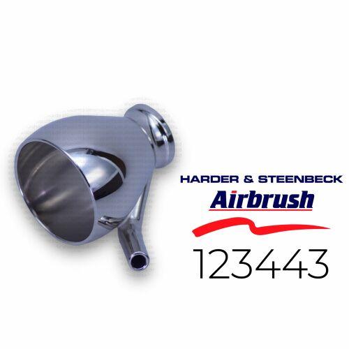 Harder & Steenbeck 123443 Saugbecher X-Apparate 5 ml (Saugsytem) Rechtshänder