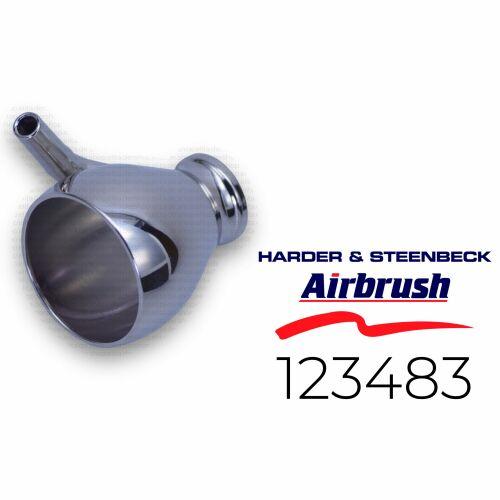 Harder & Steenbeck 123483 Saugbecher X-Apparate 5 ml (Saugsytem) Linkshänder