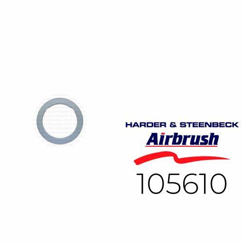 """Harder & Steenbeck 105610 Dichtring für G 1/4"""" Außengewinde"""