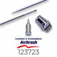 Harder & Steenbeck 123723 Düsensatz 0,6 mm