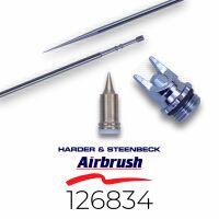 Harder & Steenbeck 126834 Düsensatz 0,2 mm...