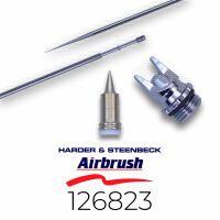 Harder & Steenbeck 126823 Düsensatz 0,15 mm fine...