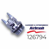 Harder & Steenbeck 126794 Luftkopf 0,4  mm CRplus...