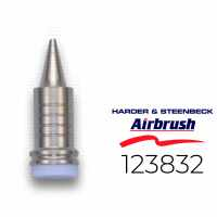 Harder & Steenbeck 123832 Düse mit Dichtung 0,4 mm