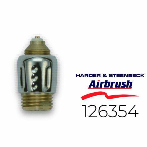 Harder & Steenbeck 126354 Ventil fine pressure control CRplus, chrom
