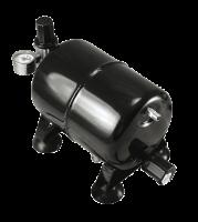 Sparmax 161012 Lufttank 2,5 Liter mit Abschalt-Automatik