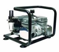 Sparmax 161006 Airbrush Doppelkolben Kompressor AC-500