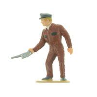 Elita Modelle Figur Spur G Arbeiter mit Ölkanne