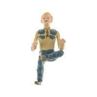 Elita Modelle Figur Spur G Cowboy Arme und Kopf beweglich...